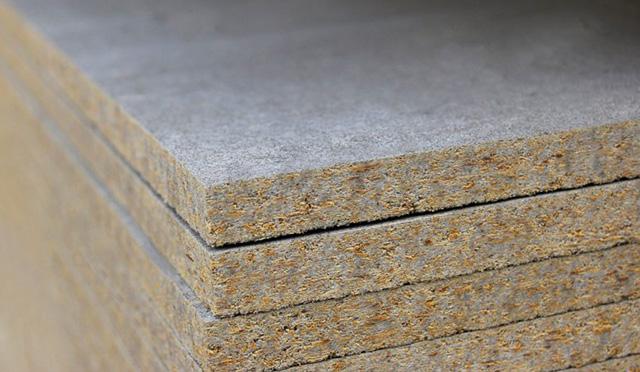 Цементно-стружечная плита как аналог ГКЛ