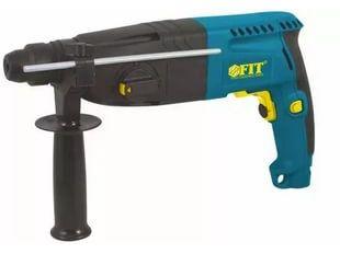 Перфоратор Монтажный FIT 620 Вт 0-1000 об/мин 0-4850 уд/мин 2,2Дж  реж. SDS-plus реверс рез.накл. (кейс)