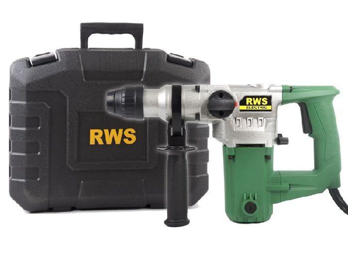 Перфоратор в кейсе RWS ПЭ-1200 (1200Вт  950об/мин)
